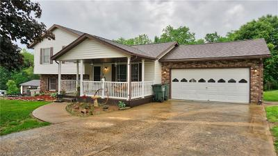 Zanesville OH Single Family Home For Sale: $254,900