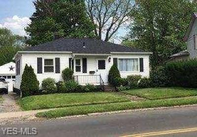 Conneaut Single Family Home For Sale: 440 Broad Street