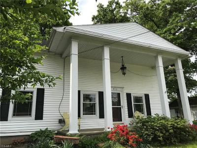 Medina County Single Family Home Active Under Contract: 713 College Street