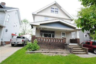Cleveland Single Family Home For Sale: 4233 West 49th St