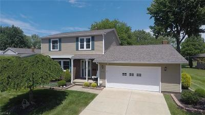 Mentor Single Family Home For Sale: 6339 Ramblewood Dr