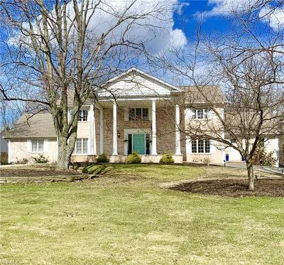 Pepper Pike Single Family Home For Sale: 6 Pepper Creek Dr