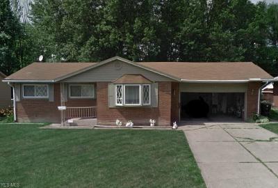 Warren Single Family Home For Sale: 3150 Starlite Drive