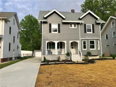 Lakewood Single Family Home Active Under Contract: 1253 Thoreau Road