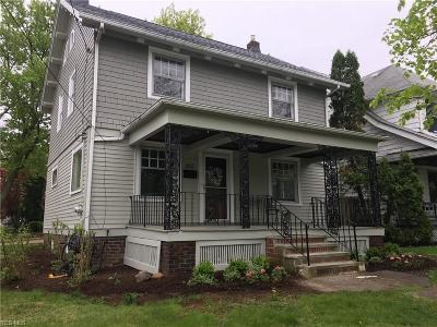 Lakewood Single Family Home For Sale: 1357 Webb Road
