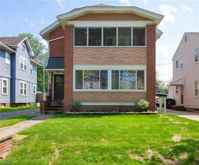 Elyria Multi Family Home For Sale: 343-345 Harvard Avenue