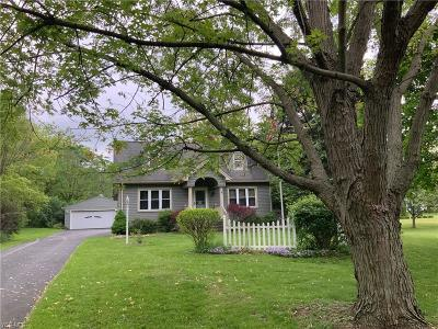 Girard Single Family Home Active Under Contract: 1035 Shannon Road