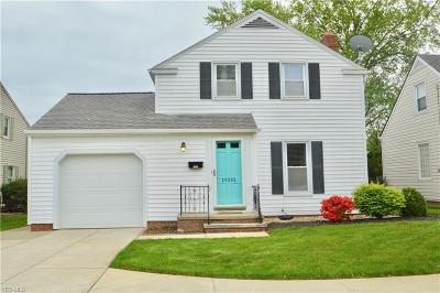 Rocky River Single Family Home For Sale: 19201 Story Road