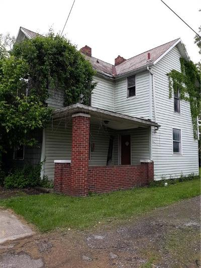 Guernsey County Single Family Home For Sale: 811 Jefferson Avenue