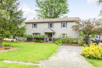 Wellington Single Family Home For Sale: 45835 Peck Wadsworth Road