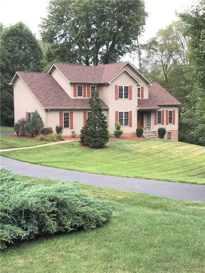 East Palestine Single Family Home For Sale: 49873 Peppercorn Drive