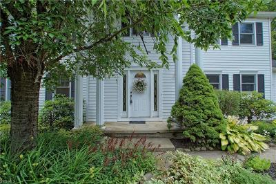 Chagrin Falls Single Family Home For Sale: 18150 Rolling Brook Drive