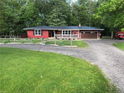 Wellington Single Family Home Active Under Contract: 20301 State Route 301