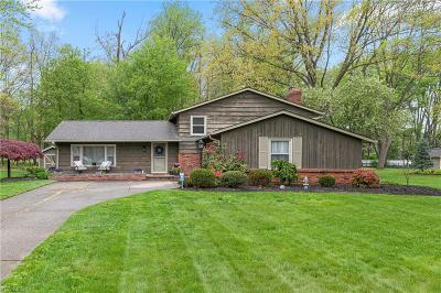 Mentor Single Family Home For Sale: 5636 Frederick Dr