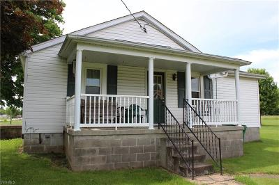 Perry County Single Family Home For Sale: 1499 State Route 93