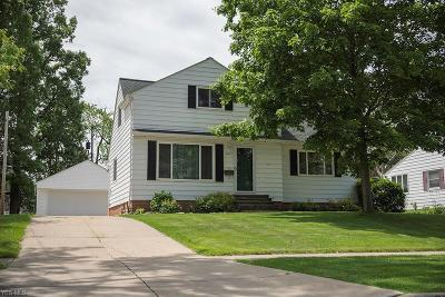 Solon Single Family Home For Sale: 33680 Baldwin Road