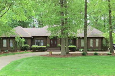 Warren Single Family Home Active Under Contract: 534 Avalon Drive