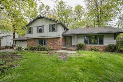Highland Heights Single Family Home For Sale: 1031 W Mill Drive