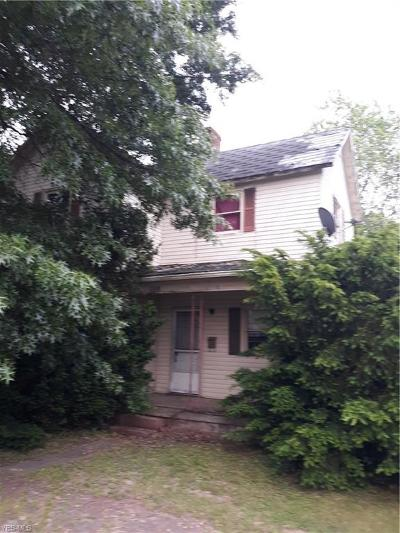 Guernsey County Single Family Home For Sale: 108 N 9th Street