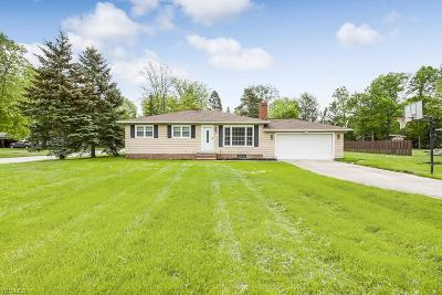 North Royalton Single Family Home For Sale: 10809 Gregory Ln