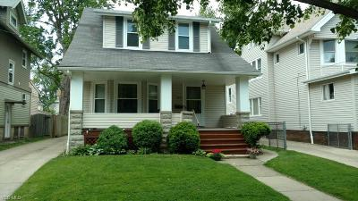 Lakewood Single Family Home For Sale: 1232 St. Charles Ave