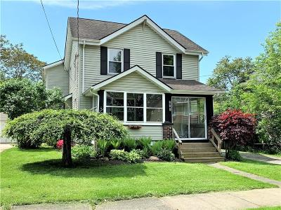 Newton Falls Single Family Home For Sale: 312 Superior Street