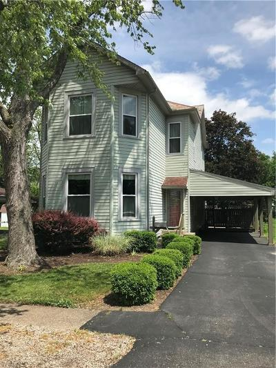 Zanesville OH Single Family Home For Sale: $149,900