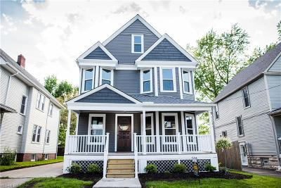Lakewood Single Family Home Active Under Contract: 1496 Elmwood Avenue