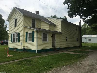 Muskingum County Single Family Home For Sale: 5785 Ream St
