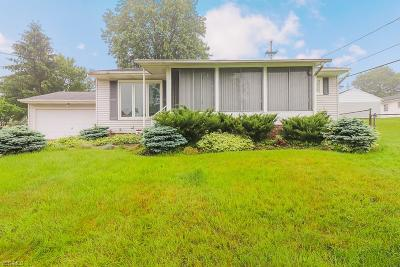 Parma Single Family Home Coming Soon: 11703 Harold Dr