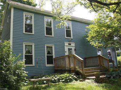 Salesville OH Single Family Home For Sale: $139,900