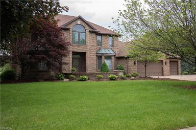 Canton Single Family Home For Sale: 5026 Nobles Pond Drive