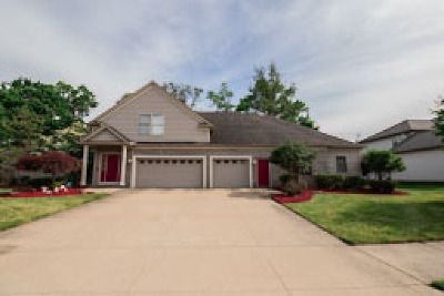 Seven Hills Single Family Home For Sale: 820 East Dawnwood Dr