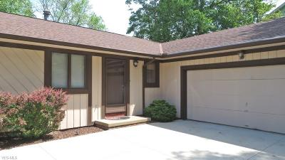 North Royalton Single Family Home For Sale: 7992 Wallings