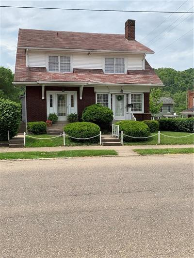 Wellsville Single Family Home Active Under Contract: 1001 Main Street