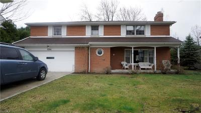 Beachwood Single Family Home For Sale: 23310 Wendover Drive