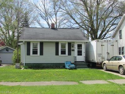 Warren Single Family Home For Sale: 1837 Clermont Avenue