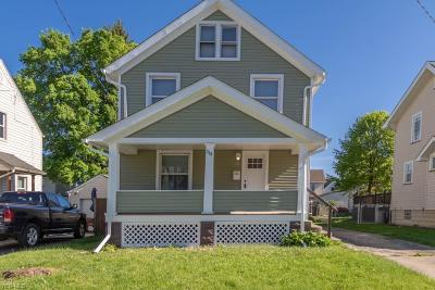 Girard Single Family Home For Sale: 210 E 2nd Street