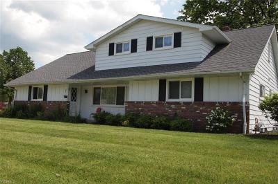 Wickliffe Single Family Home For Sale: 1940 Garden Drive