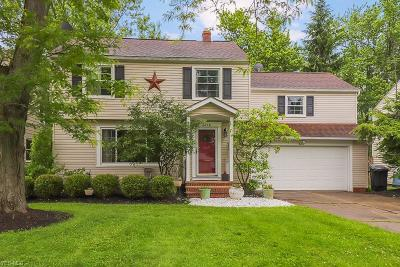 Lyndhurst Single Family Home For Sale: 5214 E Farnhurst Road