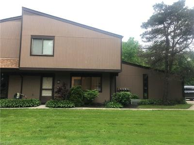 Olmsted Falls Condo/Townhouse Active Under Contract: 26674 Lake Of The Falls Boulevard