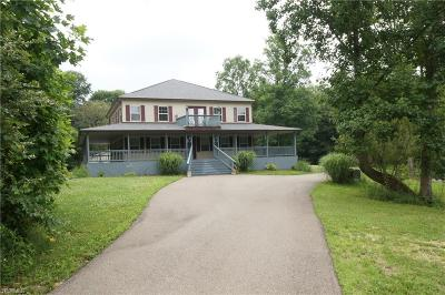 Guernsey County Single Family Home For Sale: 00000 Freedom Road