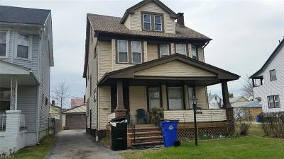 Cleveland Single Family Home For Sale: 3258 East 121st St