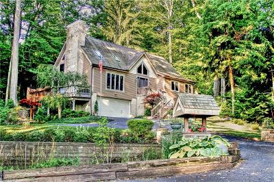 Lake County Single Family Home Active Under Contract: 2538 Dodd Road