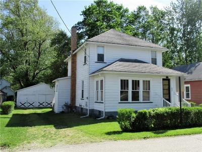 Conneaut Single Family Home For Sale: 227 High Street