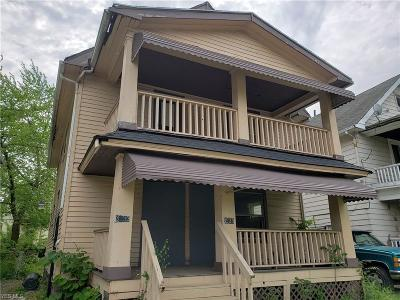 Cleveland Multi Family Home For Sale: 3235 East 132nd