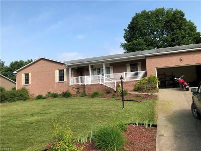 Marietta Single Family Home For Sale: 105 Mission Drive