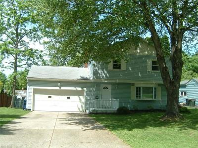 Poland Single Family Home For Sale: 7374 N Lima Road