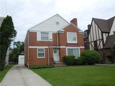Shaker Heights Multi Family Home For Sale: 19303 Winslow Rd