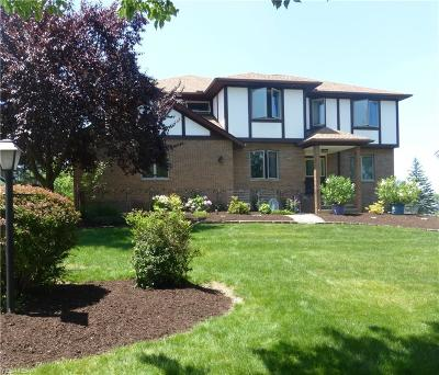 North Royalton Single Family Home Active Under Contract: 9960 Ridge Line Drive